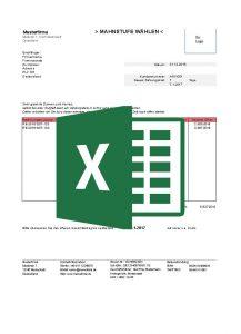 24/7 Concepts kostenlose Mahnungsvorlagen-excel