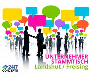 24/7 Concepts-unternehmerstammtisch-landshut