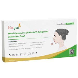 Hotgen-Laien-Schnelltest-Nasenabstrich